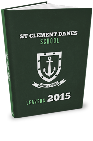 Yearbook for clement