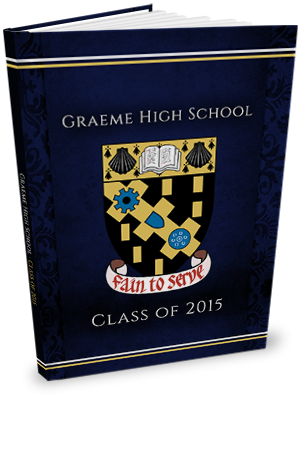 Yearbook for graeme