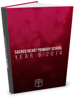 Yearbook for sacredheart