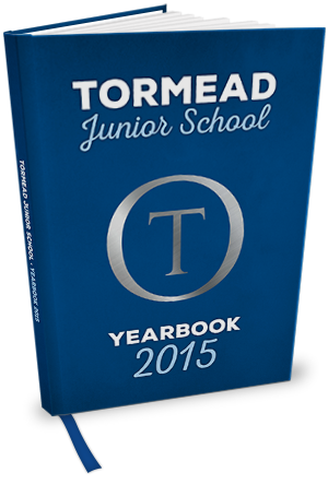 Yearbook for tormead